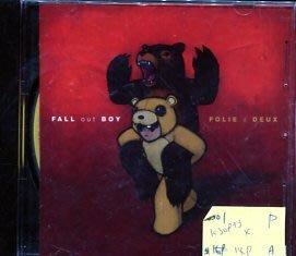 *真音樂* FALL OUT BOY / FOLIE A DEUX 二手 K30973