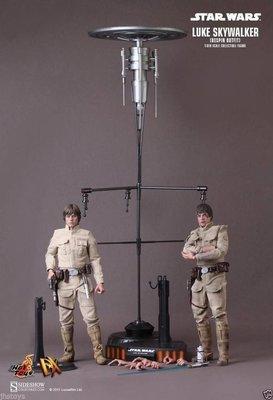 全新 Hottoys DX07 雙Body Star Wars Luke Skywalker  天行者 星球大戰 Hot Toys