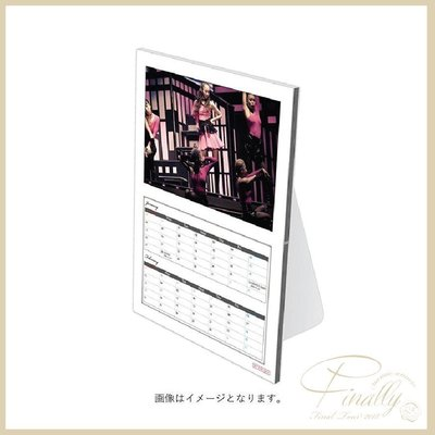 namie amuro Final Tour 2018 ~Finally~  2019年度 Amazon 限定寫真桌曆