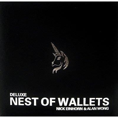[魔術魂道具Shop] 美國原廠Nesting Wallets by Nick Einhorn and Alan Wong ~ 千層皮夾