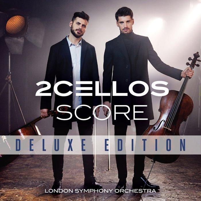 歐版CD+DVD《提琴雙傑》電影巡禮 (CD+DVD影音雙碟豪華版) /2CELLOS Score全新未拆