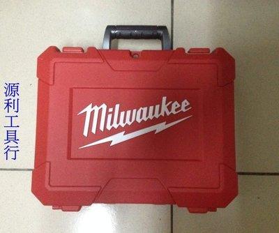 【花蓮源利】Milwaukee 米沃奇 美沃奇 M12BID-202C 手提工具箱 2453 TD090D