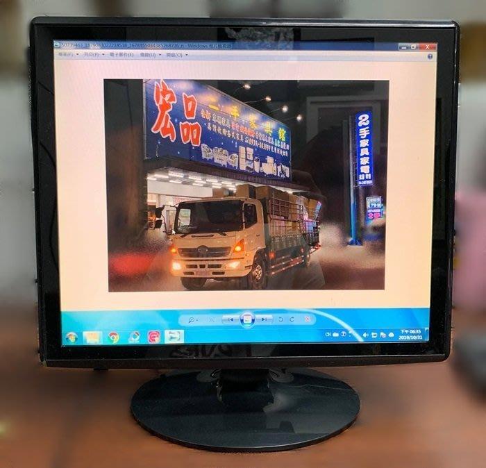 樂居二手家具(北) 便宜2手傢俱拍賣TV103110*液晶電視15吋* 中古家電賣場 電視 洗衣機 冰箱 冷氣