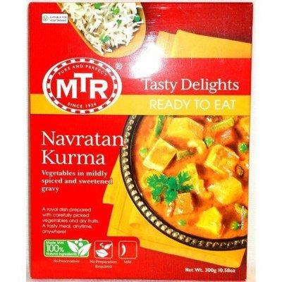 MTR Navarathan Kurma  印度蔬菜堅果調理果包