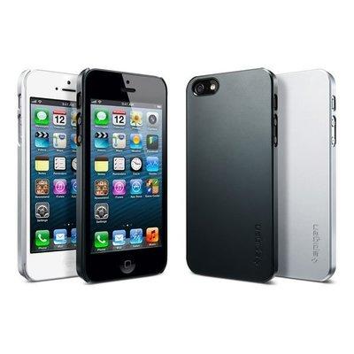 公司貨 送防塵塞+保護貼+返回鍵 SGP Ultra Thin Air iPhone 5/5S 超薄 極輕量 手機殼