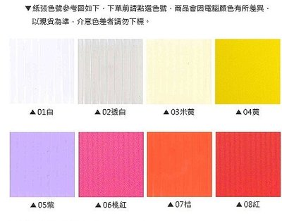 C154- A4(5mm)素面PP瓦楞板(適合用於卡片、佈置、裝飾時使用)(請選顏色)