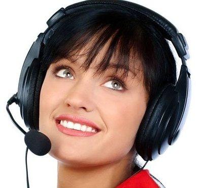 【蘑菇小隊】頭戴式客服耳機話務員電腦耳麥電銷電話機語音水晶頭耳麥廠家-MG22422
