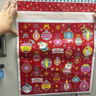 聖誕節禮物包裝袋