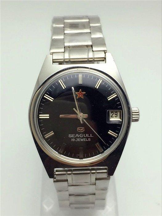 大陸80年代懷舊手錶 機械錶 文青錶 海鷗錶非Seiko 老錶