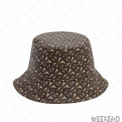 【WEEKEND】 BURBERRY TB Monogram 帽子 漁夫帽 20春夏