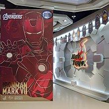 可取單會場版 Hottoys mk7 ironman avergers marvel
