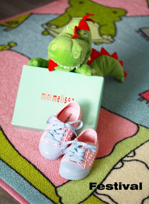 嘉年華 巴西人字鞋 Mini melissa 可愛樂高小雨鞋童鞋