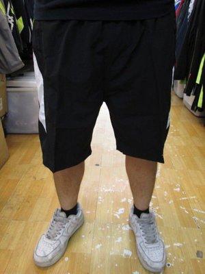 宏亮 SPEEDO 海灘褲 海邊必備 短褲 休閒褲 素面 黑 SD8088238781