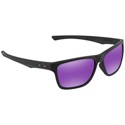 Oakley Holston Violet Iridium Rectangular Men's  OO9334 933409 58男太陽眼鏡