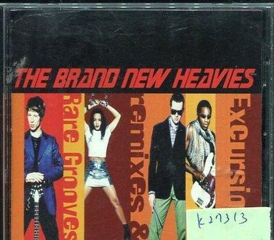 *真音樂* THE BRAND NEW HEAVIES 二手 K27313