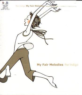 K - the Indigo - My Fair Melodies - 日版 - NEW