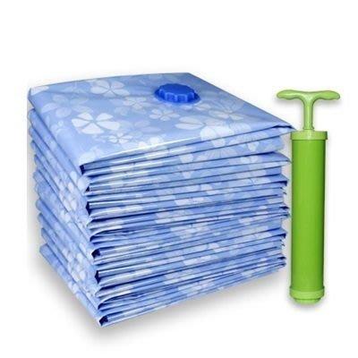 防塵套 真空壓縮袋(九件套)-綠色健康操作簡便居家收納用品73l4[獨家進口][巴黎精品]