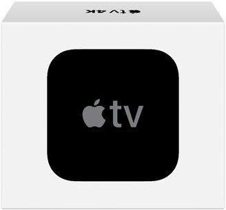【全新盒裝公司貨】Apple TV 4K 64GB MP7P2TA/A 64G (在你的行動裝置和電腦上看電視)