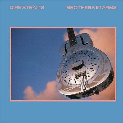 黑膠唱片Dire Straits Brothers In Arms 180g 2LP美國版
