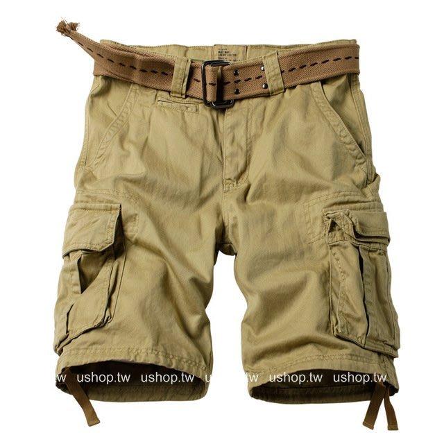 休閒重磅純棉系列褲裝軍裝迷彩褲