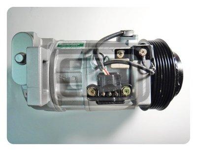 【TE汽配通】︎Benz 賓士 W202 壓縮機 新冷煤 R134 日本 外匯全新品