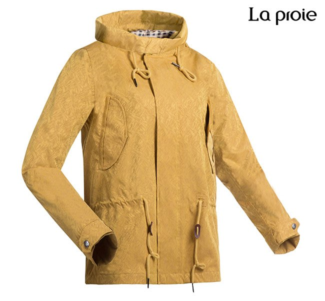 La proie 女式提花風衣 CF1672084