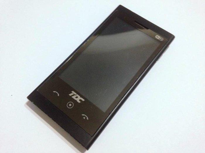 ☆手機寶藏點☆TDC T-900 觸控式手機 雙卡雙待《附原廠電池+旅充或萬用充》可超商取貨 讀B 94
