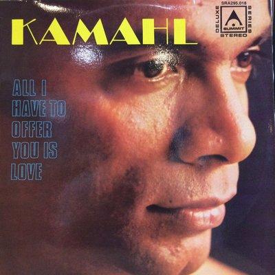 §小宋唱片§ 澳洲版/Kamahl – All I Have To Offer You Is Love/二手西洋黑膠