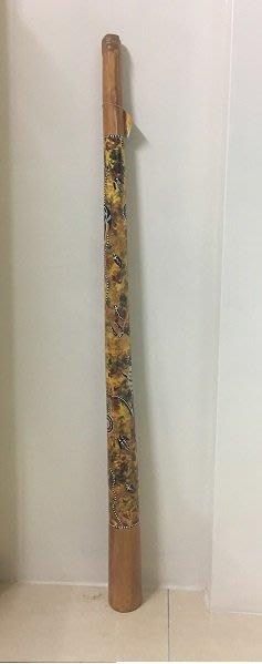 【友客里】((4樂器))澳紐傳統樂器-迪吉里杜Didgeridoo-150cm-毛利語Yidaki(送教學-表演CD