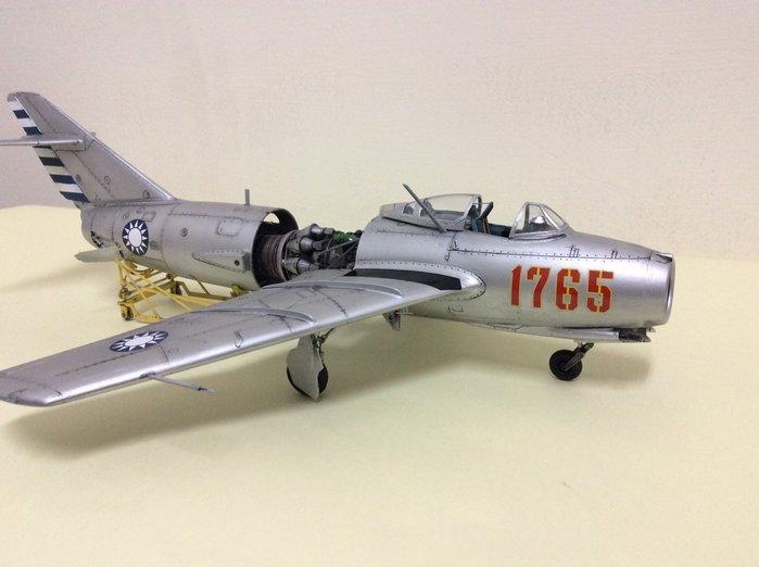 米格15-試飛記