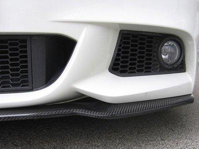 【樂駒】RIEGER BMW F10 F11 carbon splitter M-Technic 前下擾流 碳纖維