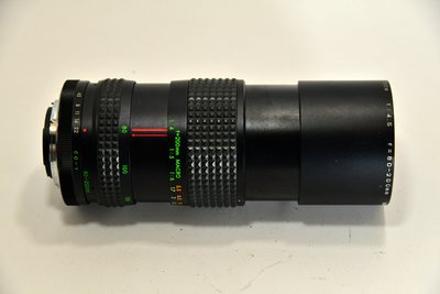 零件鏡 MAKINON 80-200MM F4.5  contax / yashica CY接環