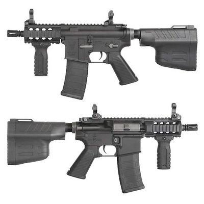 King Arms M4 TWS Type 3 電動槍 黑色