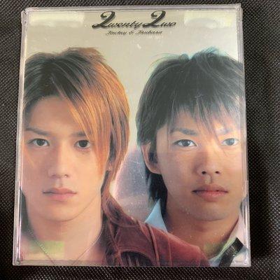 瀧&翼 Tackey & Tsubasa — Twenty Two 二手專輯