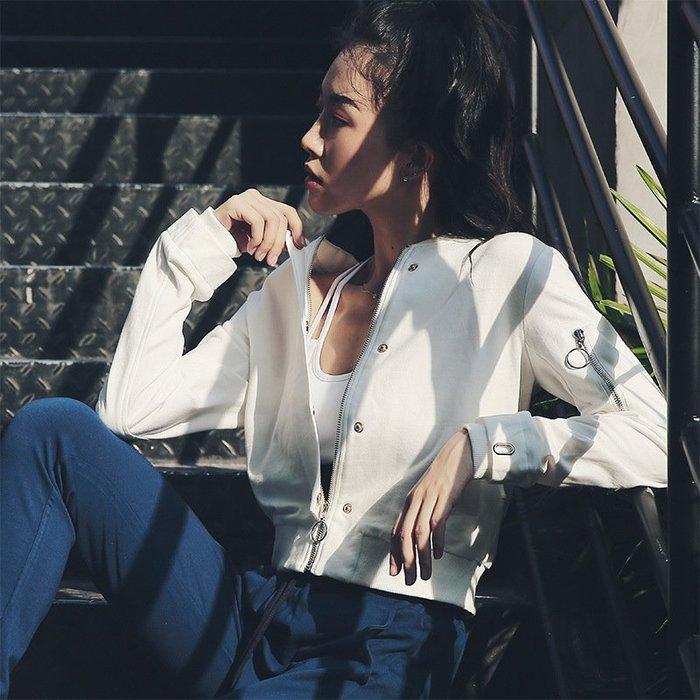 【路依坊】運動外套 女日系 休閒女式瑜伽服瑜珈上衣 長袖跑步夾克 慢跑保暖外套 跑步 健身外套 推薦 A8363特價