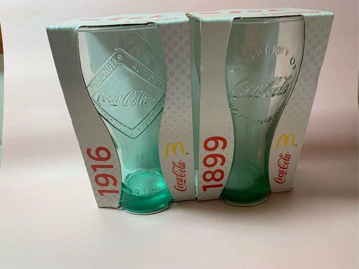 《陳舊現貨》可口可樂曲線杯 特價出清 兩個一起賣 2015年生產