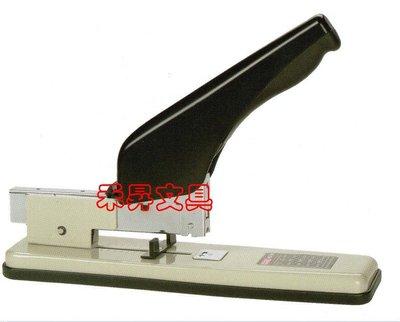 HD-100大型強力訂書機、COX 後置式針槽釘書機、附有紙張定位器 【可裝釘100張文件】每具特價:500元 高雄市