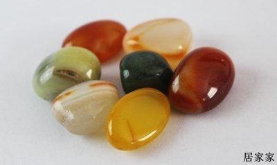 雨花石 底砂 砂石 造景 裝飾 天然五彩水晶瑪瑙石鵝卵石雨花石石頭裝飾石魚缸石高拋光彩石