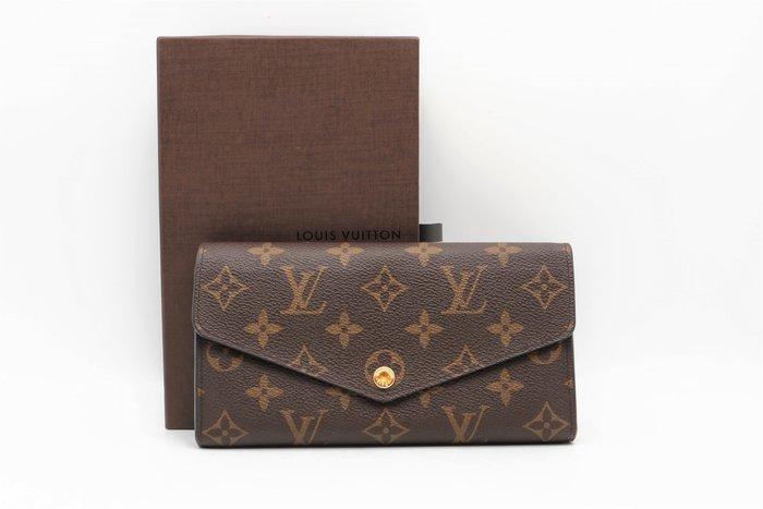 【青蘋果3C】路易威登 Louis Vuitton LV M60531 經典信封長夾 精品皮夾#10702