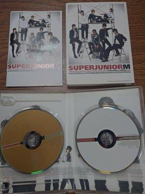 Super Junior-M Me / Super Junior-M首張國語專輯 迷(亞洲特別版CD+DVD) / 保存良好