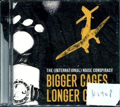 *真音樂* THE INTERNATIONAL NOISE CONSPIRACY 美版 全新 K2708 (清倉.下標賣5)