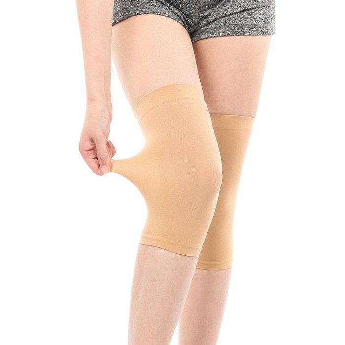 護膝蓋關節保暖透氣男女士短款無痕護膝隱形護漆
