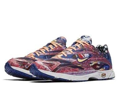 Nike ZM Streak Spectrum Plus Prem 火焰 炫彩 時尚 慢跑鞋 AR1533-800 男鞋