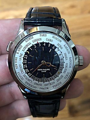 Patek Philippe [NEW][LIMITED 300 PIECE] 5230G World Time New York 2017 Edition