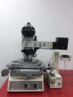 【專業中古顯微鏡】二手Nikon MM40金相工具顯微鏡