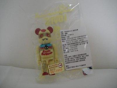 全新 LEVIS X BE@RBRICK 第四彈 MaD.barbarian 100%小熊T恤合售!非kaws,colt,ape!
