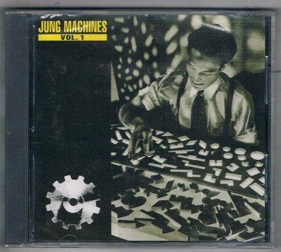 [鑫隆音樂]西洋CD-JUNG MACHINES Vol. 1 - MACHINERY {4006030501827}全新