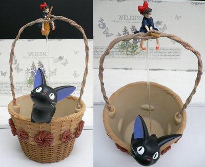 宮崎駿龍貓Totoro魔女宅急便花籃花...