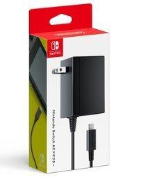 【勁多野】現貨供應 NS Nintendo Switch 原廠AC電源充電器 充電線