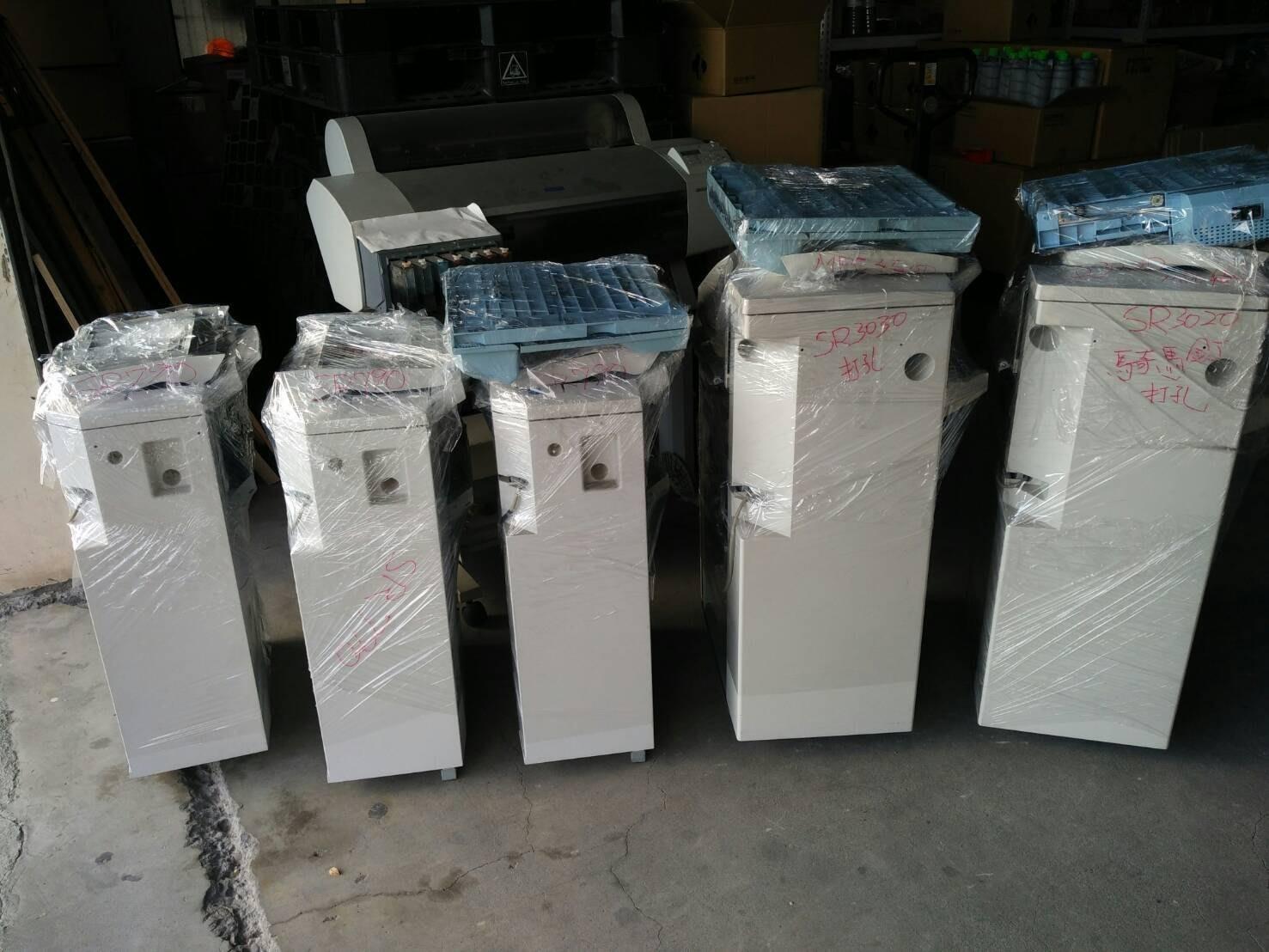 RICOH 理光 彩色影印機 / 黑白影印機 分頁裝釘機 特價: 2000元